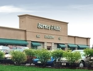 Has Barnes & Noble been trumped by Amazon or by Donald Trump