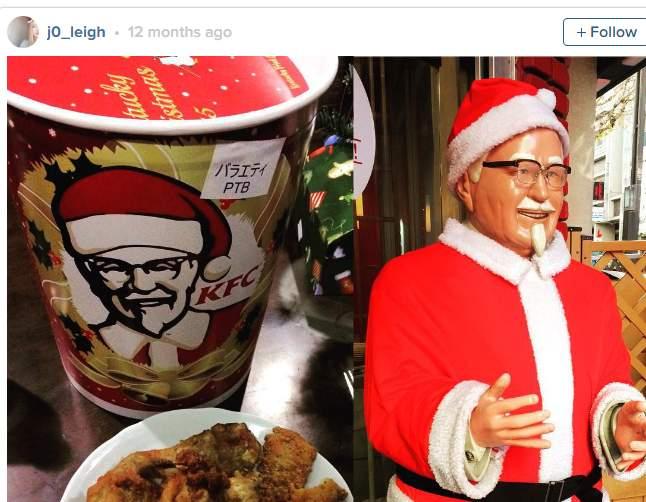 Kfc Christmas Japan.Kfc For Christmas In Japan A Case Study Of Diabolical