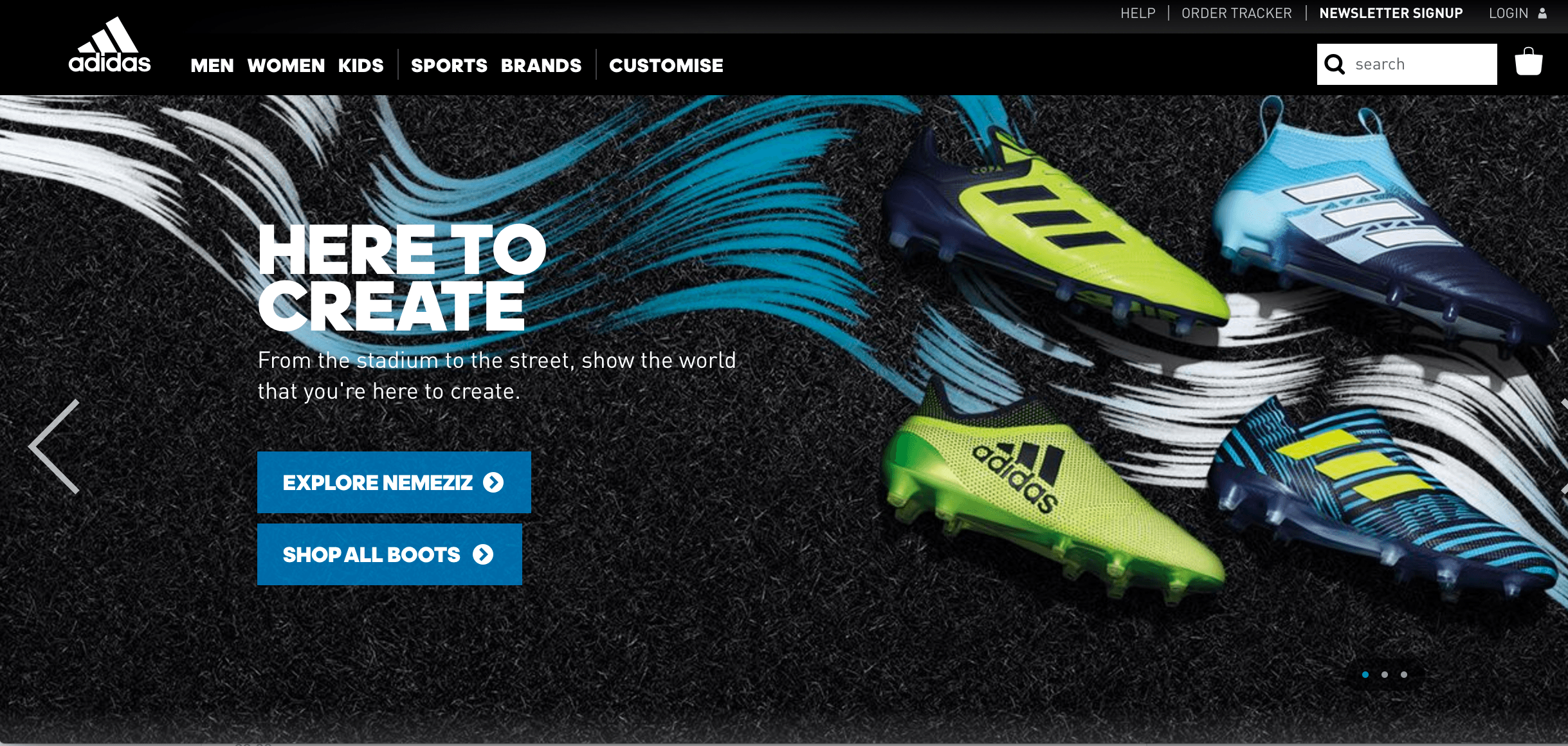 Adidas runs from Docker to Kubernetes for its e-commerce