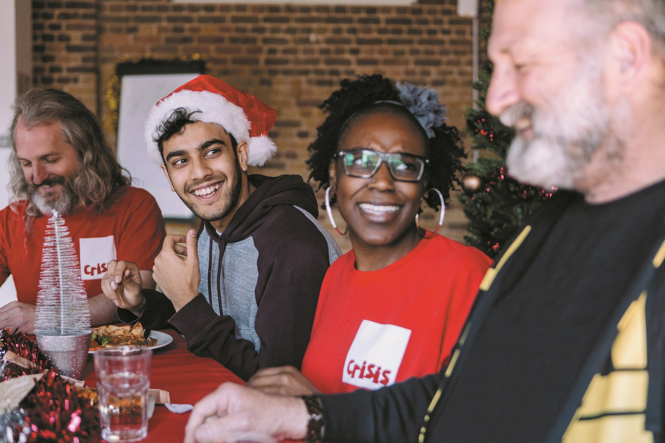 Christmas Helping Homeless.How The Uk S Biggest Homeless Charity Uses Technology To