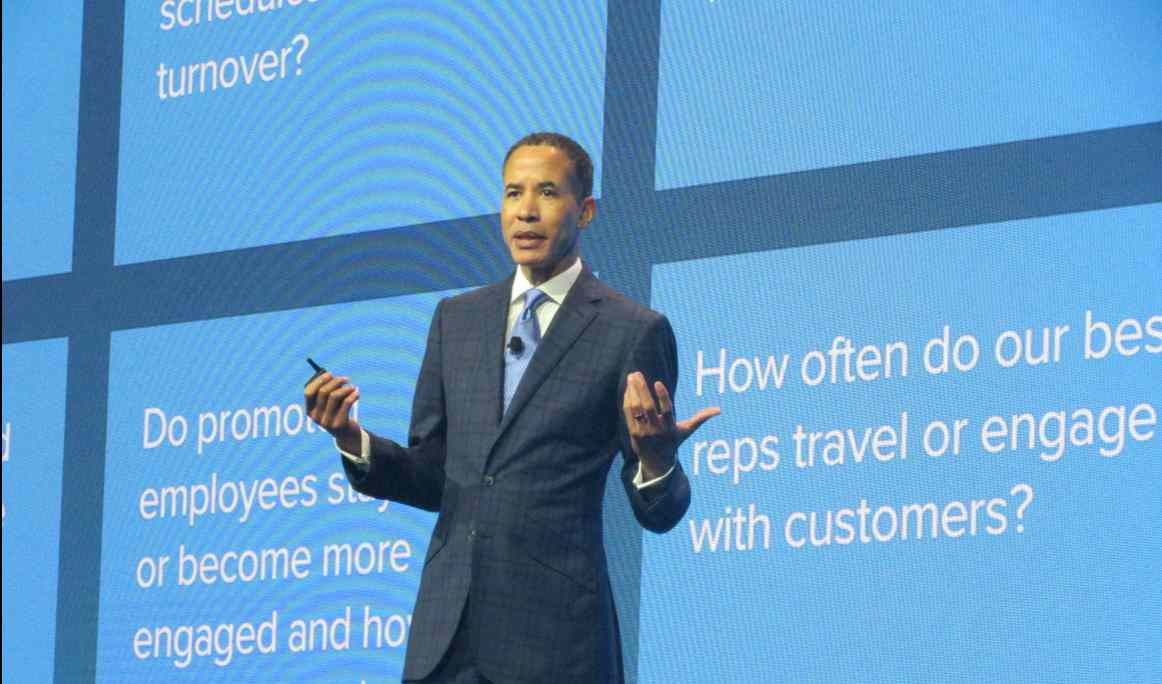 Infor CEO Charles Phillips on the $1 5bn that sets up a