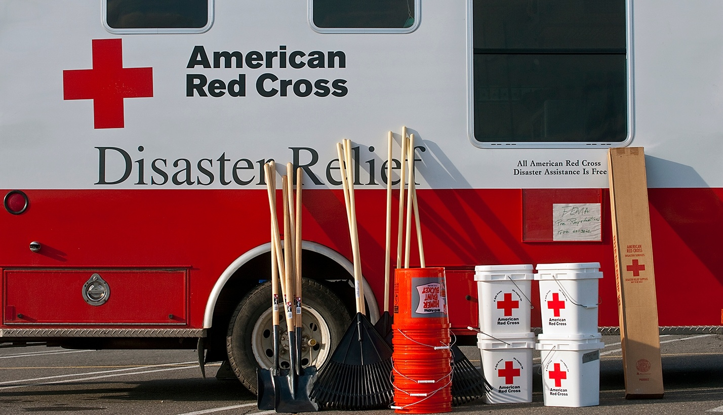 Oracle OpenWorld 2018 - American Red Cross equips volunteers
