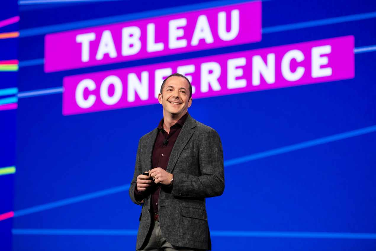 The state of Tableau 2018 - CPO Ajenstat on Tableau as a