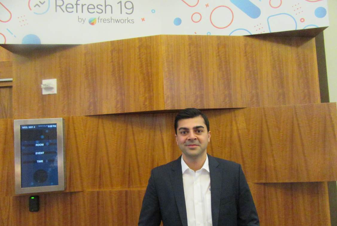 Refresh 2019 - Can Freshworks change the CX market with better customer success metrics?