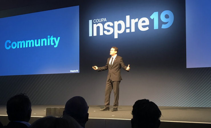 In praise of the 'Spend Setters' - Coupa CEO highlights customers, community and collaboration