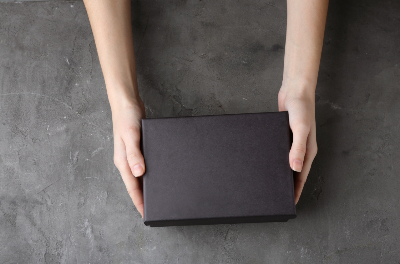 Black Box Spiel