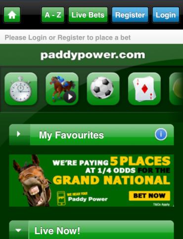 Paddy power spread betting tutorial make-up belenenses vs nacional betting expert tennis
