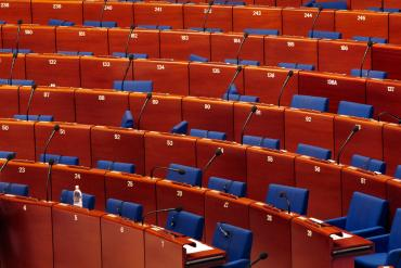 Council of Europe, seats of the members 06