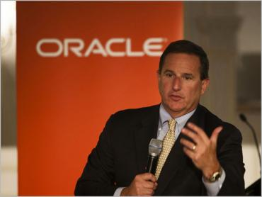 mark hurd oow17