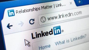 Linkedin ist keine Dating-Website