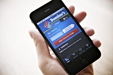 Domino's Pizza doesn't use mobile as just another sales channel