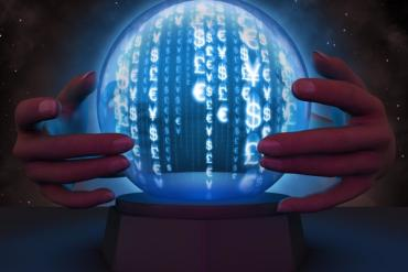Crystal-ball-currency-money-price-business-predict-future