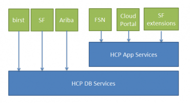 HEC vs HCP vs sERP - SAP's cloud strategy all kinda works out