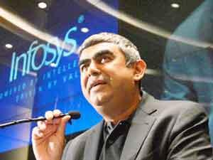 Sikka-and-Infosys-logo-behind