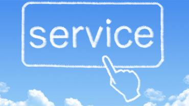 cloud service button © paisan191 - Fotolia.com