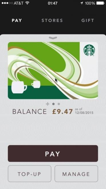 Starbucks Could Steal Macdonalds I M Loving It As A