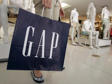 gap online shopping