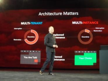 Multi-tenant or multi-instance? ServiceNow exposes the debate