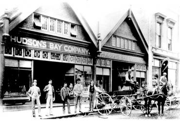 Hudson's Bay Company - the digital reinvention of a retail institution