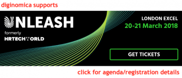 London 2018 UNLEASH banner - diginomica supports