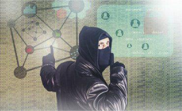 Hush! masked hacker cyber attack data security concept © yiorgosgr - Fotolia.com