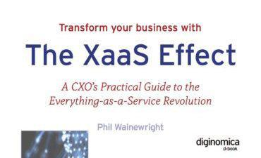 The XaaS Effect cover title click to download ebook