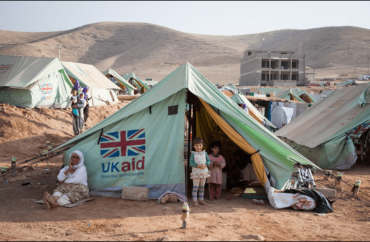 department for international development UK aid