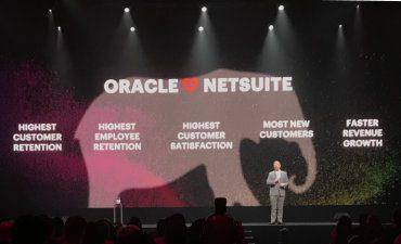 SuiteWorld18 Oracle NetSuite change of control by @philww