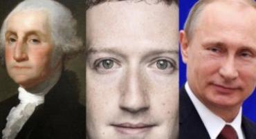 Zuckerberg Putin Washington