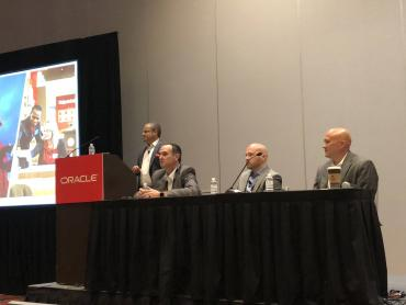 Oracle OpenWorld 2018 - Wells Fargo and Halliburton reap the