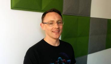 Image of Mark Cridge, mySociety CEO