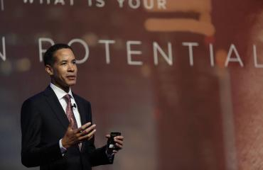 An image of Infor CEO, Charles Phillips