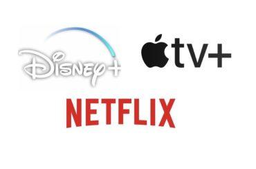 It's a case of 'Netflix and chill' as Apple and Disney set
