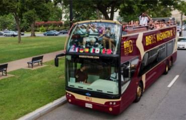 Big Bus Tours is piloting the experience economy