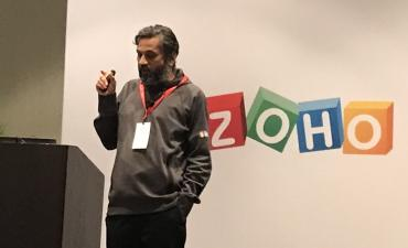 Sridhar Vembu, CEO Zoho, speaks at ZohoDay 2020