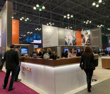 oracle nrf retail booth