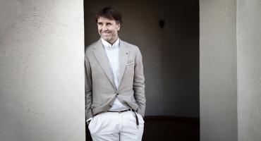 Image of Brunello Cucinelli, company founder