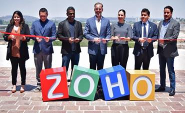 Opening of the Zoho office in Queretaro in Mexico © Zoho