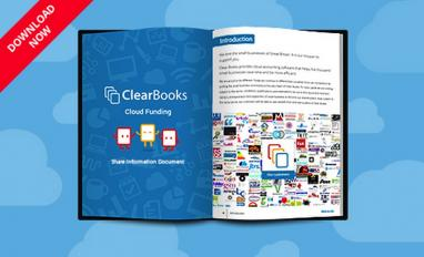 cloudfunding clearbooks