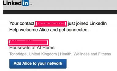 Dating web stranica linkedin