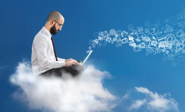 Freedom to communicate and work with cloud technology © Romolo Tavani - Fotolia.com
