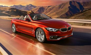 BMW 4Series Convertible