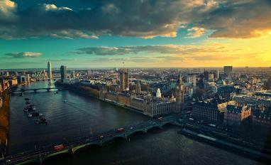 Image of London and the River Thames