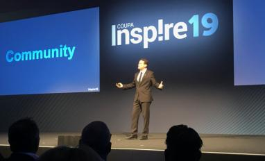 Rob Bernshteyn CEO at Coupa Inspire19