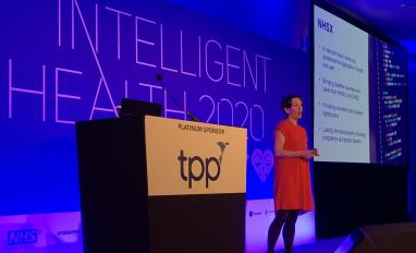 Image of Tara Donnelly, Chief Digital Officer (CDO) of NHSX