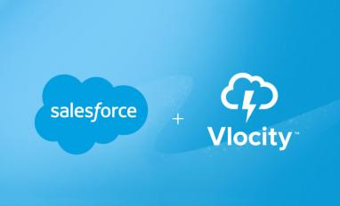 composite of Salesforce and Vlocity logos - image by Salesforce
