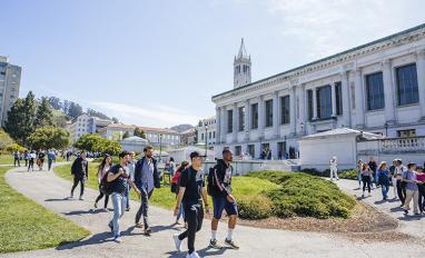 Image of UC Berkeley Campus
