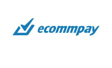 An image of the ECOMMPAY logo