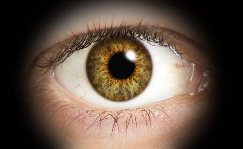 Eye looking through keyhole © forkART – Fotolia.com