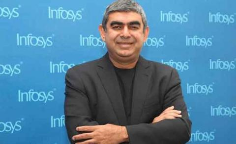 Sikka-with-Infosys-behind